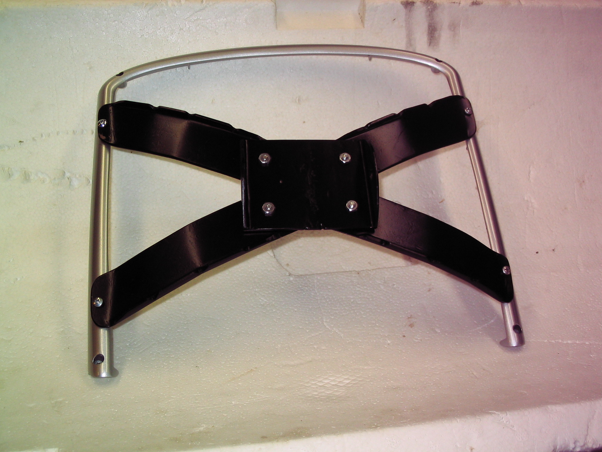 TV frame bracket