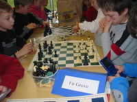 Chess tournament, Jan 29 2005