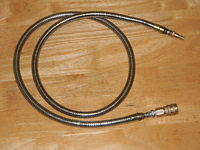 Armored air hose