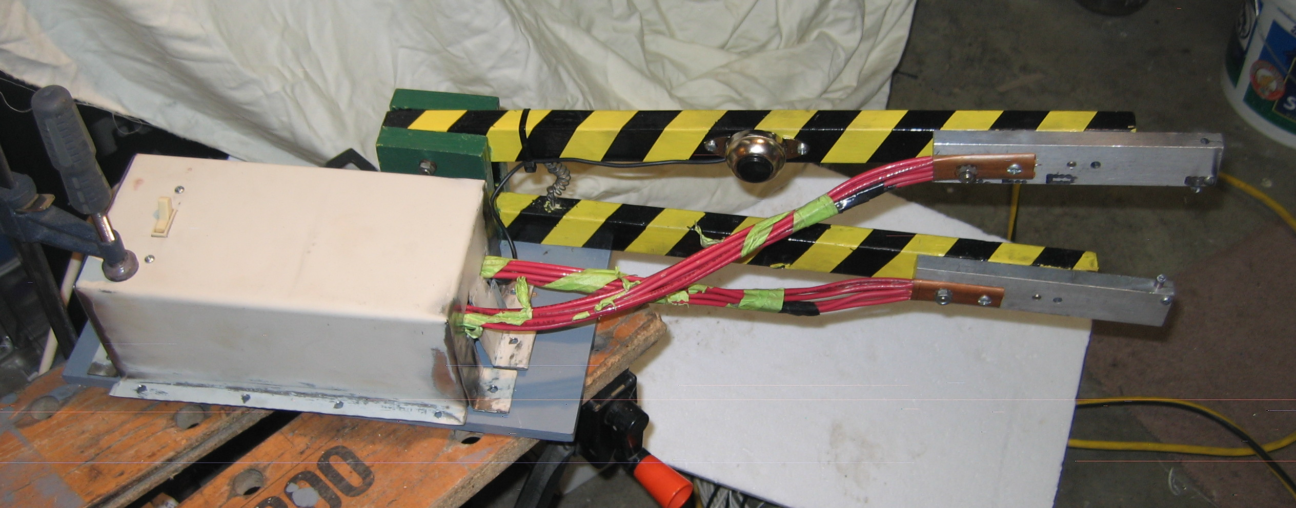 Opto Triac Control Circuit