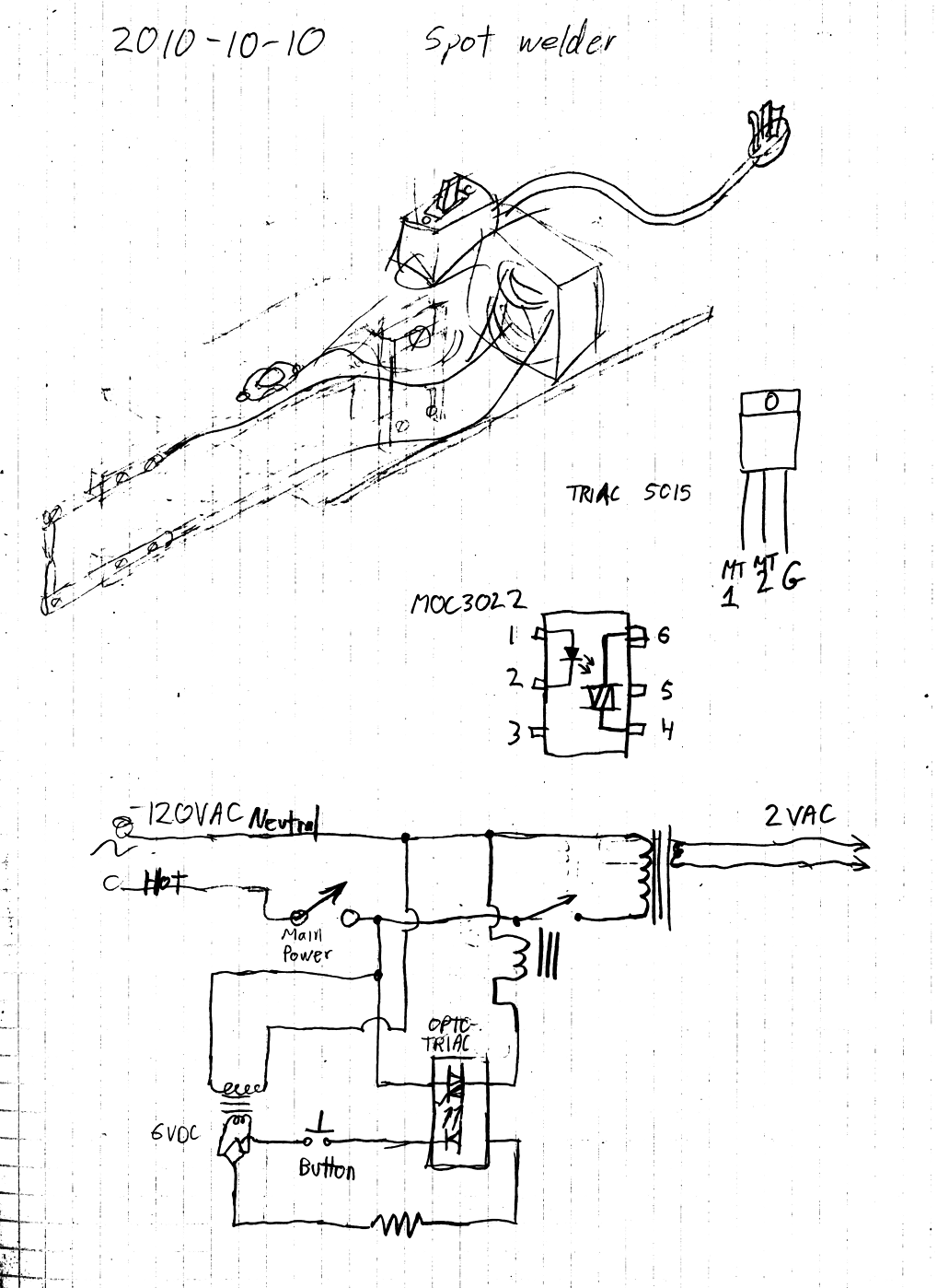 220 arc welder wiring diagram