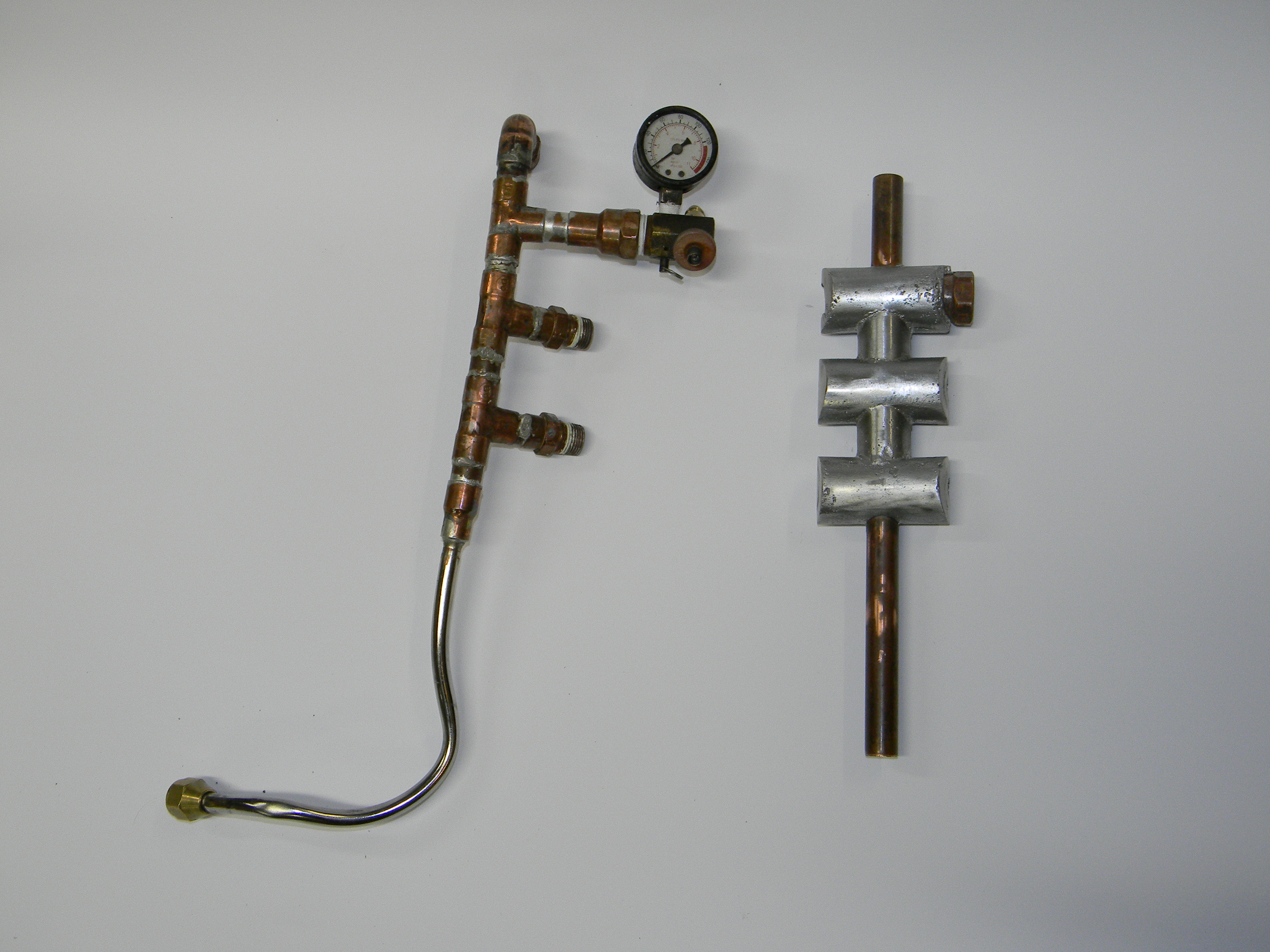 First and second generation manifolds